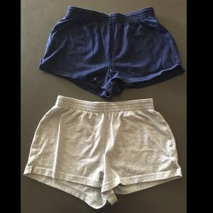 SO Medium Sleep Shorts Bundle